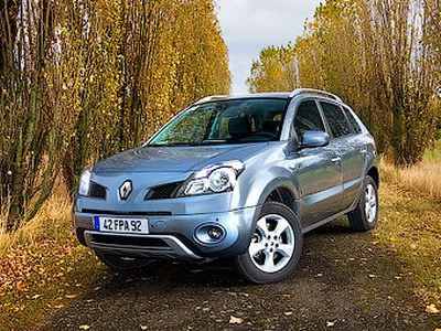 Renault Koleos. Фото Ленты.Ру.