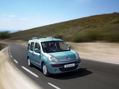 Renault Kangoo Passenger. Фото Renault.
