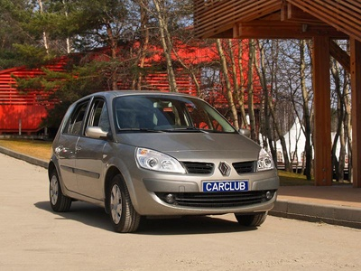 Renault Scenic. Фото с сайта carclub.ru