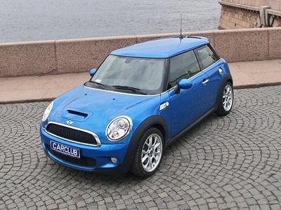 Mini Cooper S. Фото Леонида Павлова с сайта CarClub.ru