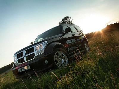 Dodge Nitro. Фото с сайта Auto.Lenta.ru