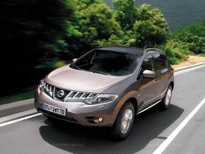Nissan Murano. Фото Nissan с сайта autoreview.ru.