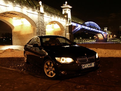 BMW 325i Coupe. Фото с сайта CarClub.ru