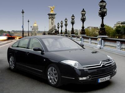 Citroen C6. Фото с сайта CarClub.ru