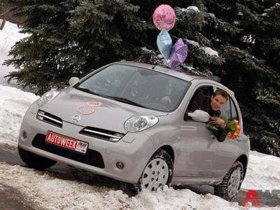 Nissan Micra. Фото Петра Надеждина с сайта autoweek.ru