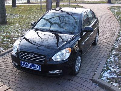 Hyundai Verna. Фото с сайта CarClub.ru