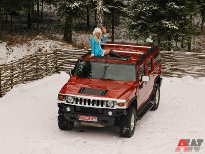 Hummer H2. Фото Владимира Повшенко с сайта AutoWeek.ru
