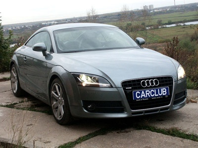 Audi TT. Фото сайта CarClub.ru
