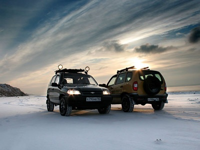 Chevrolet Niva. Фото Дмитрий Ларченко, Михаил Цымбал, Иван Ананьев с сайта auto.lenta.ru
