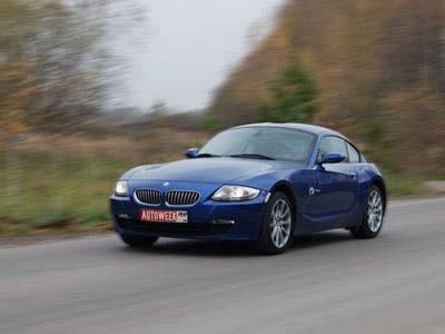 BMW Z4. Фото Николая Лукина с сайта AutoWeek.ru