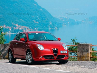 Alfa Romeo MiTo. Фото Никиты Гудкова и Alfa Romeo с сайта autoreview.ru.