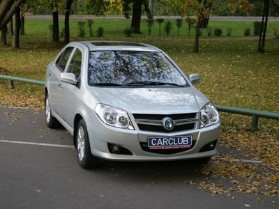 Geely MK. Фото с сайта carclub.ru.