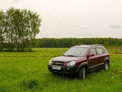 Hyundai Tucson. Фото Пётра Надеждина с сайта AutoWeek.ru