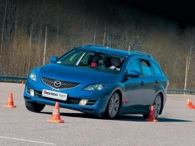 Mazda 6. Фото Сергей Крестова, 5 колесо.