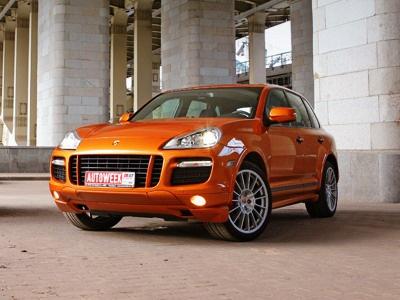 Porsche GTS. Фото с сайта autoweek.ru.