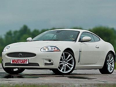 Jaguar XKR. Фото с сайта whatcar.ru.