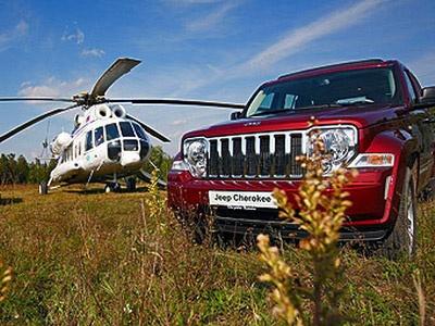 Jeep Cherokee. Фото Ленты.Ру и Chrysler.