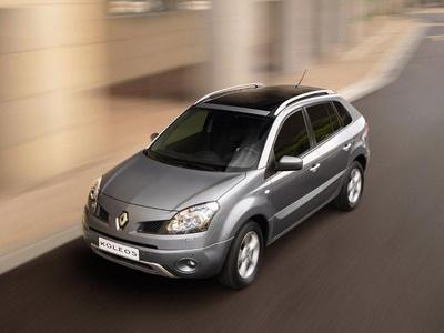 Renault Koleos. Фото Renault.