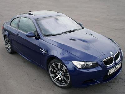 BMW M3. Фото с сайта autonews.ru.