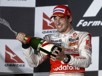 Дженсон Баттон. Фото McLaren