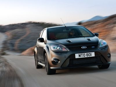 Ford Focus RS500. Фото Ford