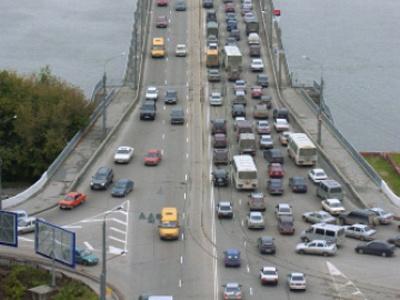 Канавинский мост. Фото с сайта nn-news.ru