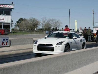 Nissan GT-R SR850 от AMS Performance. Фото AMS Performance