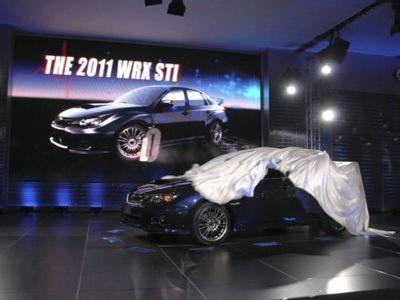 Subaru Impreza WRX STI. Фото с сайта worldcarfans.com