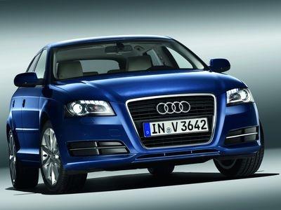Audi A3. Фото Audi
