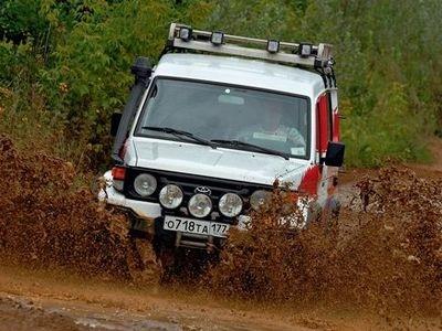 Toyota Land Cruiser 78. Фото Александре Страхова-Баранова с сайта media.club4x4.ru