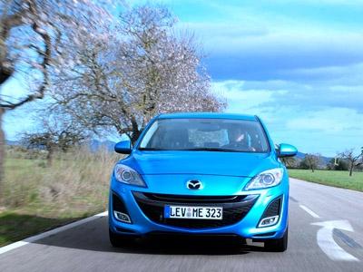 Mazda3. Фото с сайта autonews.ru