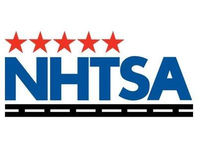 Логотип NHTSA