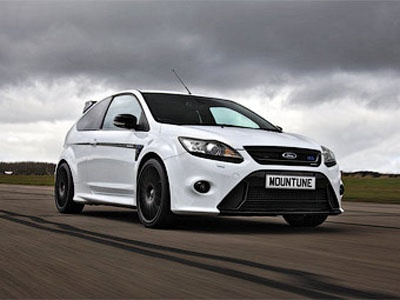 Ford Focus RS MP350. Фото Mountune Performance