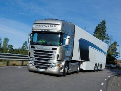 Фото Scania