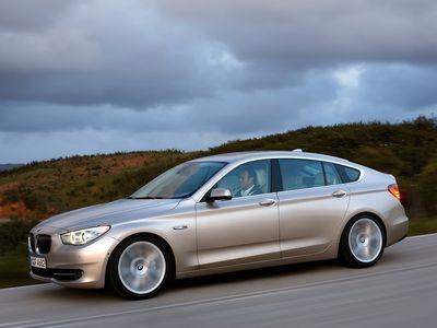 BMW 550i GT. Фото BMW