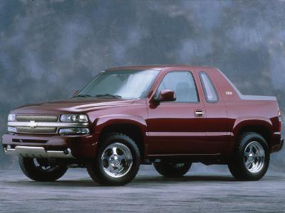 Chevrolet K5 Concept. Фото Chevrolet
