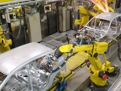 Завод Opel в Антверпене. Фото с сайта carscoop.blogspot.com