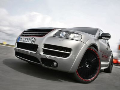 Touareg Sport Edition от CoverEFX. Фото CoverEFX