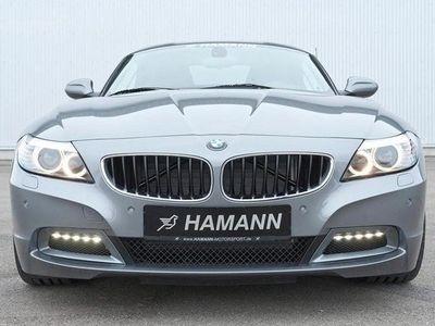 BMW Z4 от Hamann. Фото Hamann