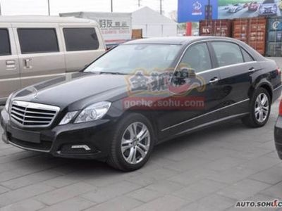 Mercedes-Benz E-Class long wheelbase. Фото с сайта worldcarfans.com