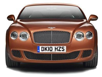 Bentley Continental GT Design Series China. Фото Bentley