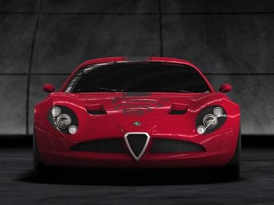 Alfa Romeo TZ3 Corsa. Фото Zagato