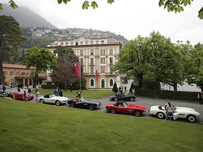 Concorso d'Eleganza Villa d'Este 2010. Фото с сайта concorsodeleganzavilladeste.com