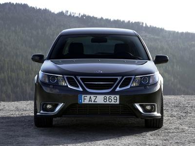 Saab 9-3. Фото Saab