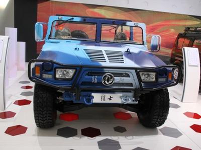 Dongfeng EQ2050. Фото с сайта carclub.ru