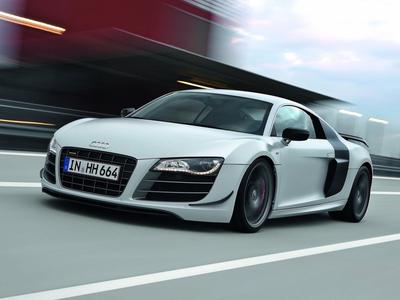 Audi R8 GT. Фото Audi