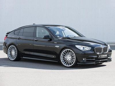 BMW 5-Series GT от Hamann. Фото Hamann