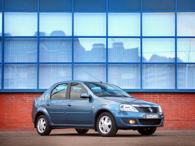 Renault Logan. Фото Renault
