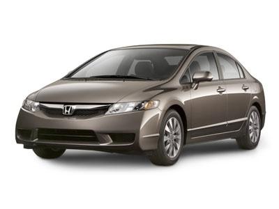 Honda Civic. Фото Honda