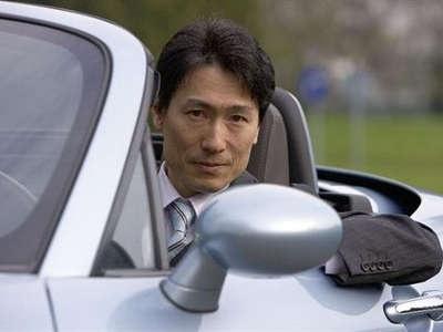 Хироуюки Мацумото. Фото Mazda